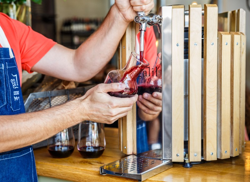 Wine on Tap - photo